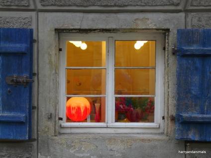 Das Blaue Fenster - Tübingen